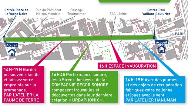Parcours de la Promenade des Aqueducs - Samedi 22 Septembre 2012