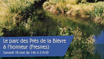 Le Parc des Prés de la Bièvre à l'honneur _ 18 mai 2013 _ Fresnes (94)