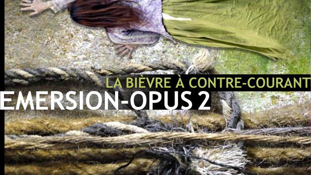 La Bièvre à Contre-Courant – Emersion – OPUS 2 _ 20 et 21 sept. 2014 _ Arcueil (94)