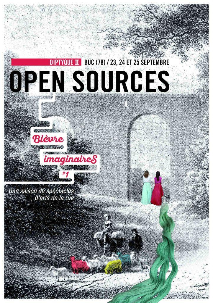 Diptyque II_Open sources _ 24 et 25 sept. 2016 _ Buc (78)