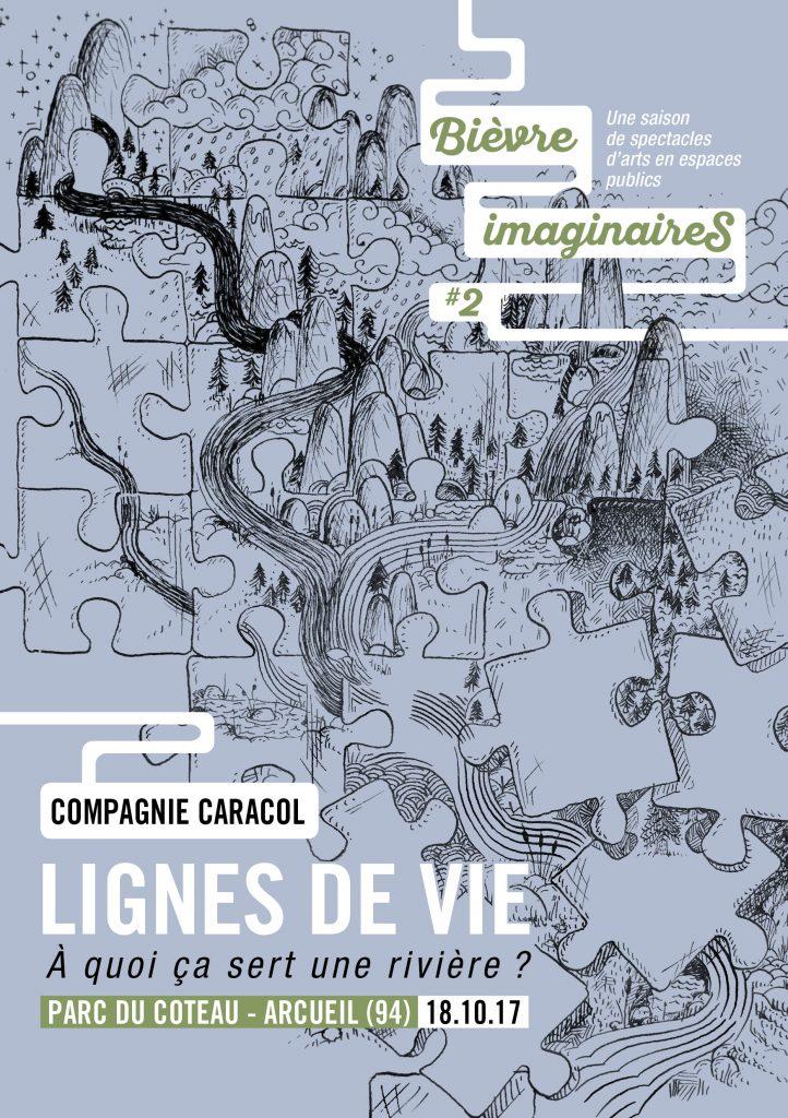 Lignes de vies _ Compagnie Caracol _ 18 oct. 2017 _ Arcueil (94)