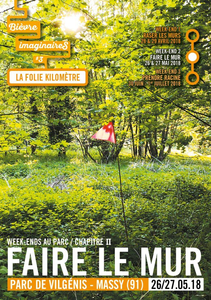 Week-End Au Parc # 2 _ 26 et 27 mai 2018 _ Parc de Vilgénis, Massy (91)